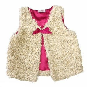 Hanna Andersson Fluffy Vest